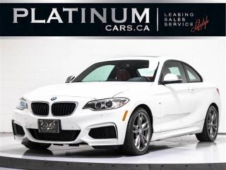 Used 2016 BMW 2-Series 235i, AWD, M-SPORT, NAV, SUNRROOF, PREMIUM for sale in Toronto, ON
