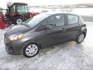 Used 2016 Toyota Yaris Hayon 5 portes, AUTOMATIQUE  LE for sale in St-Joseph-de-Beauce, QC
