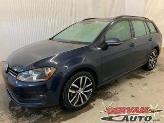 Used 2017 Volkswagen Golf Sportwagen 4MOTION AWD Comfortline Cuir Toit panoramique MAGS for sale in Trois-Rivières, QC