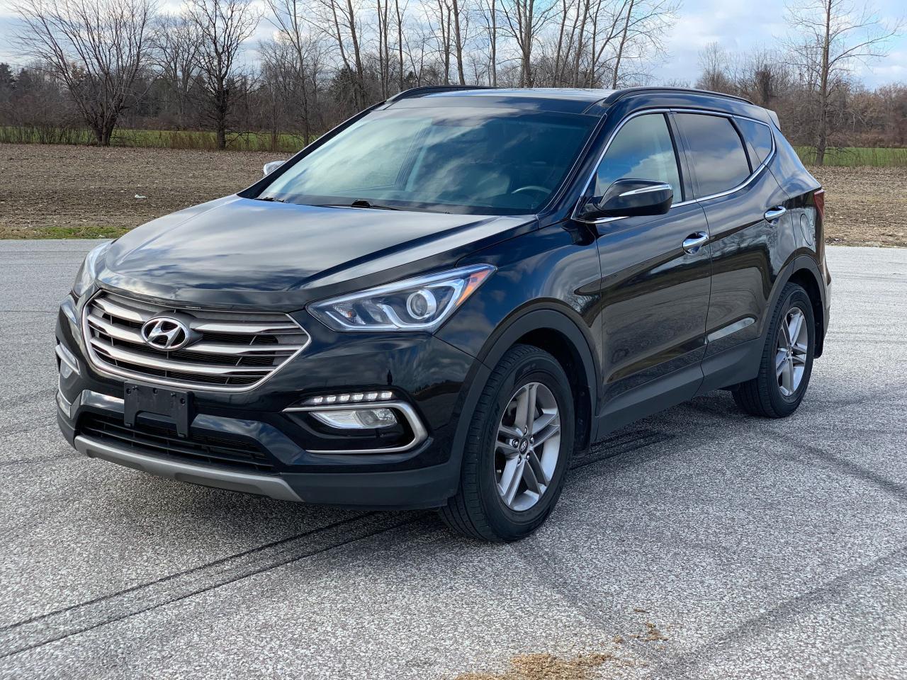 2017 Hyundai Santa Fe Luxury