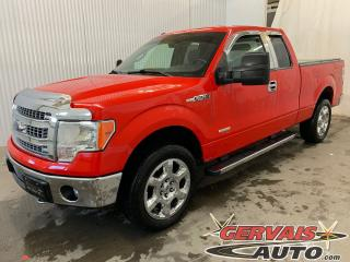 Used 2013 Ford F-150 XLT XTR 4x4 V6 Ecoboost MAGS Caméra de recul for sale in Trois-Rivières, QC