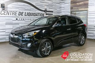 Used 2014 Hyundai Tucson GLS+TOIT+MAGS for sale in Laval, QC