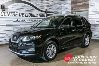 Used 2018 Nissan Rogue SV AWD for sale in Laval, QC