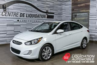 Used 2012 Hyundai Accent GLS+TOIT+MAGS for sale in Laval, QC