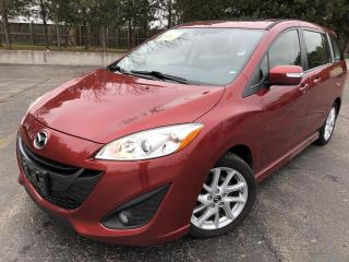 Used 2015 Mazda MAZDA5 GT FWD for sale in Cayuga, ON