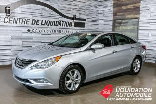 Used 2011 Hyundai Sonata LIMITED for sale in Laval, QC