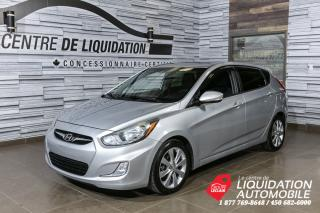 Used 2013 Hyundai Accent Gls Toit+mags for sale in Laval, QC
