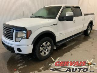Used 2011 Ford F-150 FX4 4x4 V6 Ecoboost CREW CAB MAGS for sale in Trois-Rivières, QC