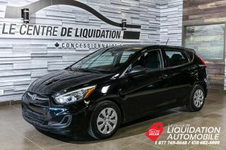 Used 2016 Hyundai Accent LE for sale in Laval, QC