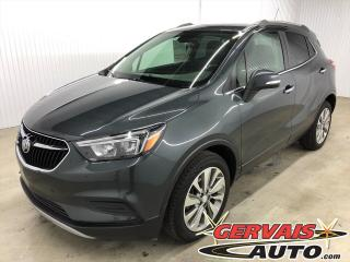 Used 2017 Buick Encore Preferred Cuir/Tissus MAGS Caméra de recul for sale in Trois-Rivières, QC