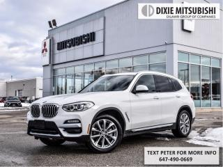 Used 2019 BMW X3 for sale in Mississauga, ON