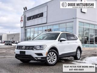 Used 2018 Volkswagen Tiguan 4Motion for sale in Mississauga, ON
