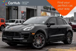 Used 2017 Porsche Macan GTS|Premium+.Sport-Chrono.Carbon-Fiber.Pkgs|Pano_Sunroof|Navi| for sale in Thornhill, ON