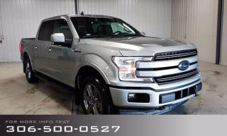 New 2020 Ford F-150 Lariat 502a sport, Demo Special for sale in Moose Jaw, SK