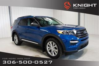 New 2020 Ford Explorer XLT for sale in Moose Jaw, SK