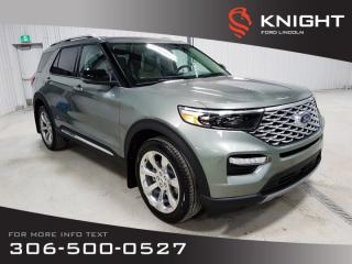 New 2020 Ford Explorer Platinum 4wd for sale in Moose Jaw, SK
