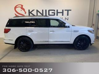 New 2020 Lincoln Navigator Reserve for sale in Moose Jaw, SK