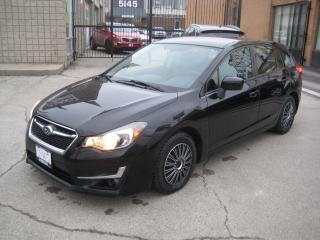 Used 2015 Subaru Impreza 5dr HB CVT 2.0i/AWD/Auto/Rear Camera for sale in North York, ON