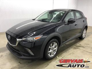 Used 2018 Mazda CX-3 GS AWD GPS MAGS CAMÉRA DE RECUL for sale in Shawinigan, QC