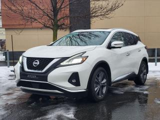 Used 2019 Nissan Murano Platinum for sale in Drummondville, QC