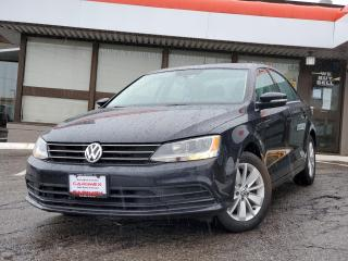 Used 2015 Volkswagen Jetta 2.0L Trendline+ SALE PENDING | Heated Seats | Back-Up Camera | Heated Seats | CERTIFIED for sale in Waterloo, ON