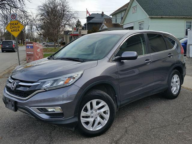 2016 Honda CR-V SE AWD One Owner Clean Carfax Beautiful Condition!!!