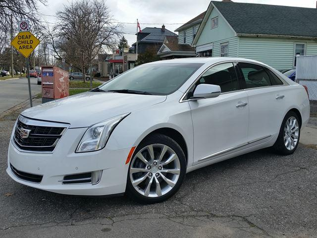 2017 Cadillac XTS Luxury AWD Navigation Panoramic Roof Heated/Cooled Seats w/Factory Warranty