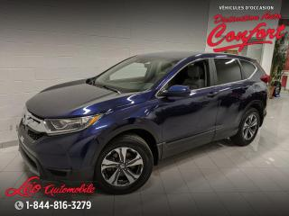 Used 2017 Honda CR-V Traction intégrale 5 portes LX for sale in Chicoutimi, QC
