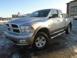 Used 2011 RAM 1500 Cabine quad 4RM, 140,5 po Outdoorsman for sale in Mirabel, QC
