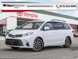 New 2020 Toyota Sienna LE 7-Passenger  - Heated Seats - $325 B/W for sale in Ottawa, ON