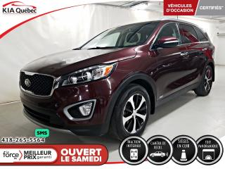 Used 2016 Hyundai Santa Fe XL EX* V6* AWD* CECI EST UN KIA SORENTO* for sale in Québec, QC