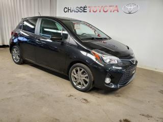Used 2015 Toyota Yaris HATCHBACK SE for sale in Montréal, QC