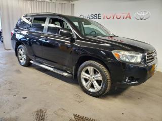 Used 2008 Toyota Highlander Sport Cuir + Toit for sale in Montréal, QC