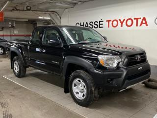 Used 2012 Toyota Tacoma 4x4 - 4 Cylindre RARE for sale in Montréal, QC
