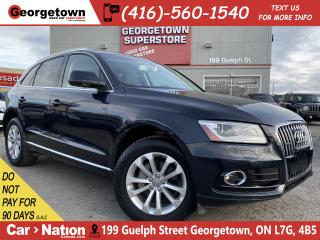 Used 2014 Audi Q5 Progressiv | 2.0L | PANO ROOF | ONLY 68,101KM | for sale in Georgetown, ON