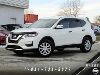 Used 2018 Nissan Rogue S 2RM + CAMÉRA + BLUETOOTH + GARANTIE! for sale in Magog, QC