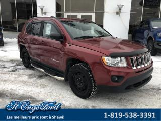 Used 2011 Jeep Compass Traction avant, Sport for sale in Shawinigan, QC