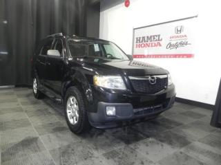 Used 2010 Mazda Tribute DISPONIBLE DU 29 AU 6 DÉCEMBRE 2019 for sale in St-Eustache, QC
