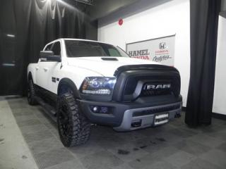 Used 2016 RAM 1500 Rebel WOW BEAU LOOK !!! for sale in St-Eustache, QC