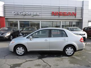 Used 2007 Nissan Versa Hayon 5 portes I4, boîte automatique, 1, for sale in St-Georges, QC