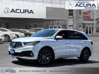 Used 2020 Acura MDX A-Spec Acura Certified, Clean Car Fax! for sale in Burlington, ON