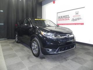Used 2017 Honda CR-V EX BALANCE DE GARANTIE GLOBALE JUSQU'AU 09/27/2021 OU 80 000KM for sale in St-Eustache, QC