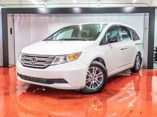Used 2013 Honda Odyssey EX**DVD**CAMÉRA DE RECUL**7 PASSAGERS** TRÈS RARE for sale in Montreal, QC