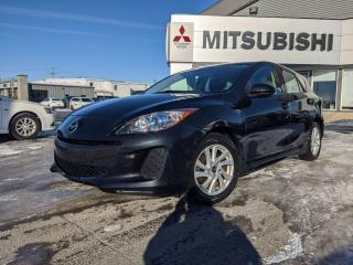 Used 2013 Mazda MAZDA3 SPORT GS-SKYACTIVE for sale in Rimouski, QC