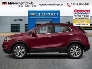 New 2020 Buick Encore Essence  - Leather Seats - Heated Seats for sale in Kemptville, ON