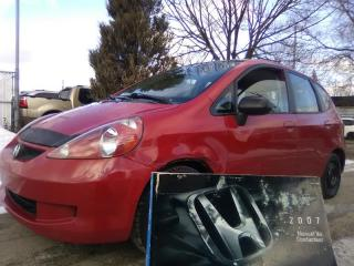 Used 2007 Honda Fit 5DR HB AT DX for sale in Longueuil, QC