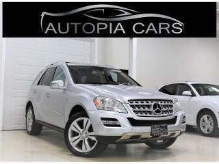 Used 2011 Mercedes-Benz ML-Class 4MATIC 4dr ML 350 BlueTEC for sale in North York, ON