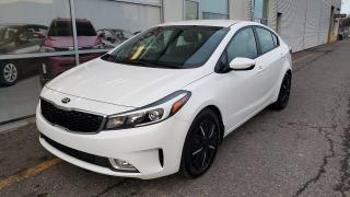 Used 2017 Kia Forte LX + DEMARREUR A DISTANCE, SIEGES CHAUFFANTS, CAMERA, BLUETOOTH for sale in Montréal, QC