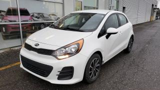 Used 2016 Kia Rio5 LX + AUTOMATIQUE, MAGS, BLUETOOTH for sale in Montréal, QC