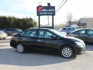 Used 2014 Nissan Sentra S for sale in Thurso, QC